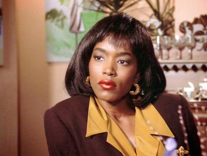 <p>Another actress to find herself starring in 2018's <em>Black Panther</em>, Bassett made her mark in Hollywood in various movies throughout the '90s, including the hit film <em>Boyz n the Hood</em>. </p>