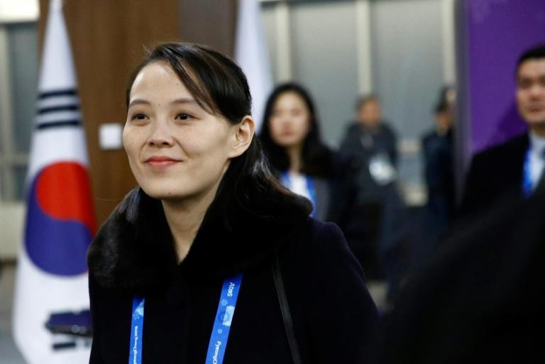 Kim Jong Un's sister Kim Yo Jong attended the last Winter Games in South Korea, which was a key catalyst in the diplomatic rapprochement of 2018