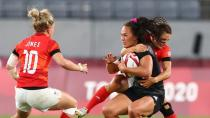 Rugby Sevens - Women - Pool A - New Zealand v Britain