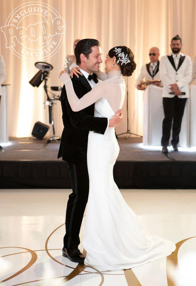 Val Chmerkovskiy and Jenna Johnson | Duke Images