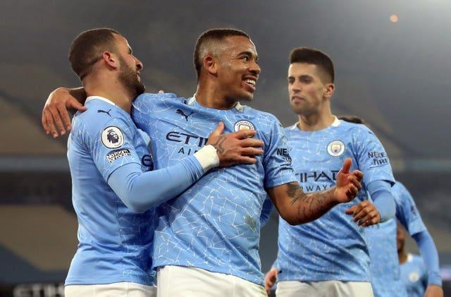 City's victory over Wolves on Tuesday was their 21st in succession in all competitions