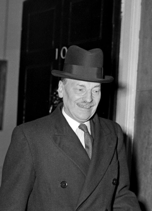 Clement Attlee – No.10, Downing Street, London