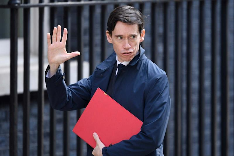 International Development Secretary Rory Stewart (Getty Images)