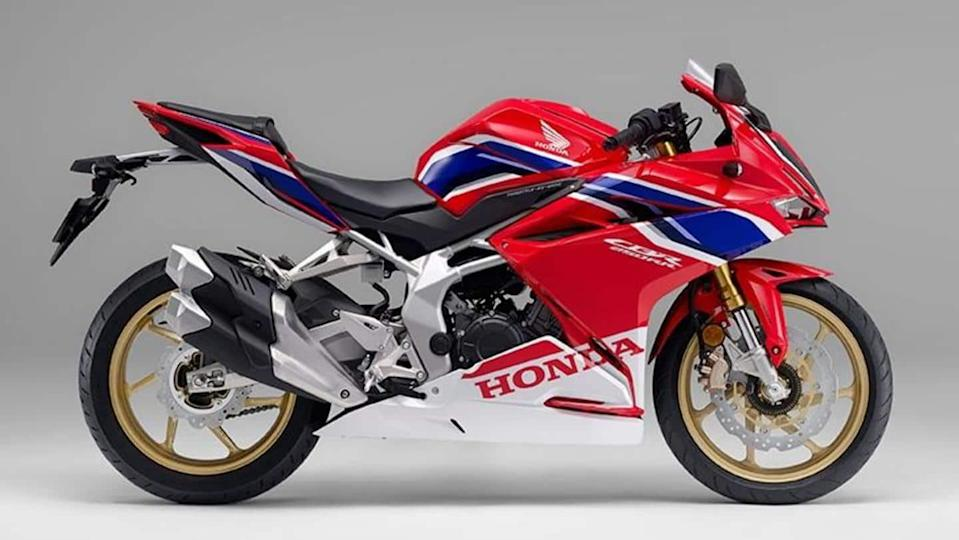 2021 Honda CBR250RR motorbike launched, with new color options