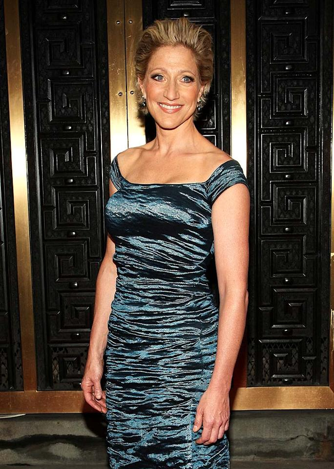 """""""Nurse Jackie"""" star Edie Falco credits sobriety with helping her conquer breast cancer. """"I had really been taking care of myself for about 15 years before I got sick -- not drinking, not smoking, eating well -- so I fared very well,"""" she told <i>Parade</i> magazine. Bryan Bedder/<a href=""""http://www.gettyimages.com/"""" target=""""new"""">GettyImages.com</a> - June 7, 2009"""
