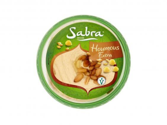 Made to a traditional Middle Eastern recipe – it's a rich and decadent taste and full of flavour (Sabra)