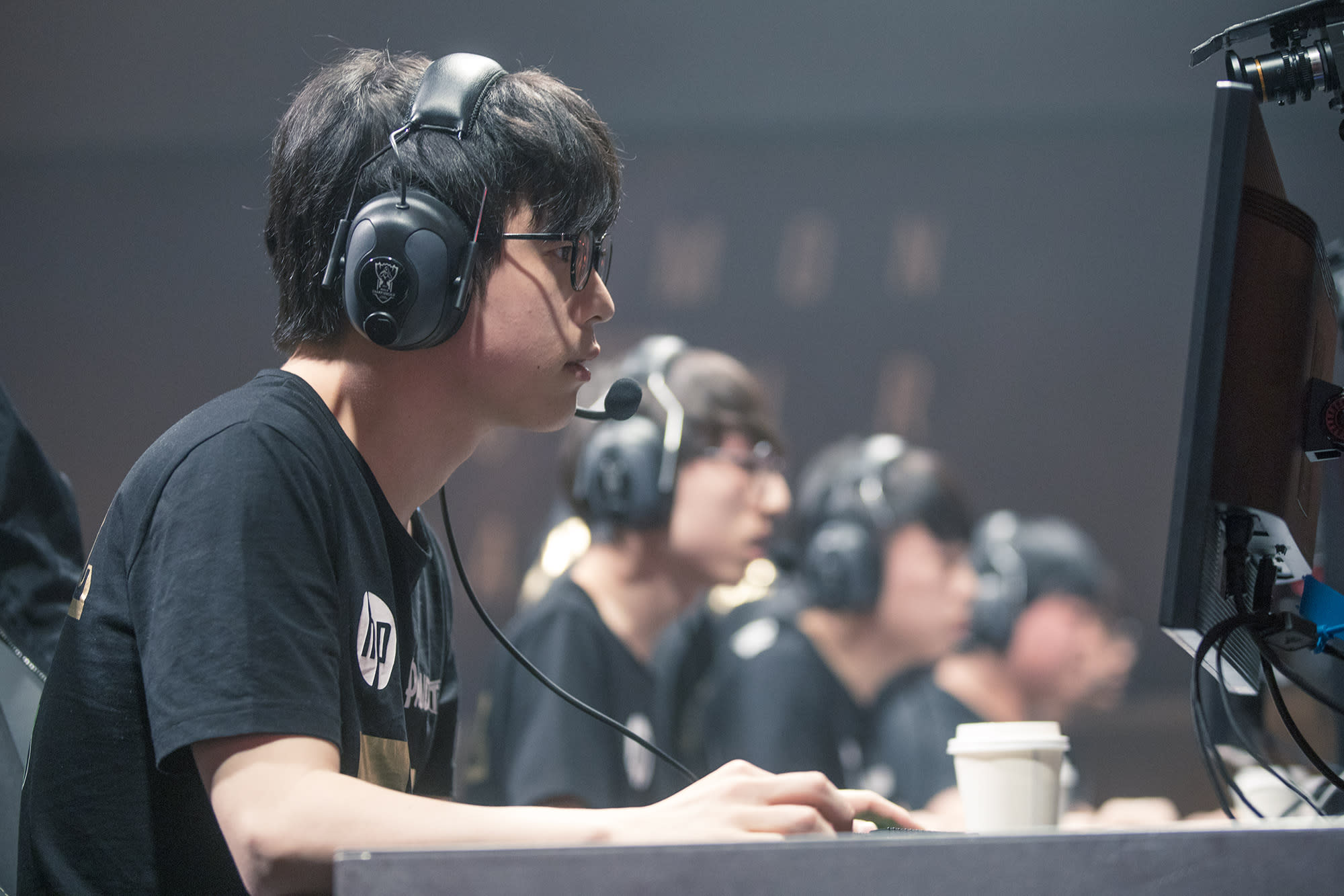 Looper is coming West to join Echo Fox and the North American LCS (Riot Games/Lolesports)