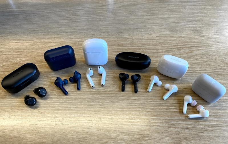 These are the best Apple AirPods alternatives for under $100. (Image: Howley)