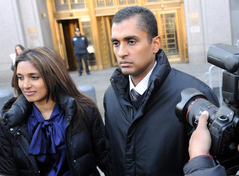 Insider trading suspect was model ethics student