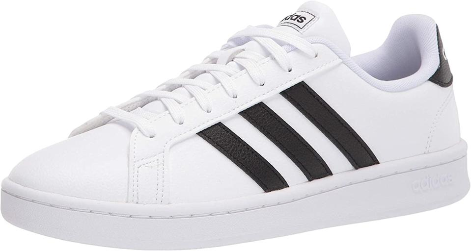 <p>These classic <span>Adidas Grand Court Sneakers</span> ($50, originally $65) never go out of style.</p>