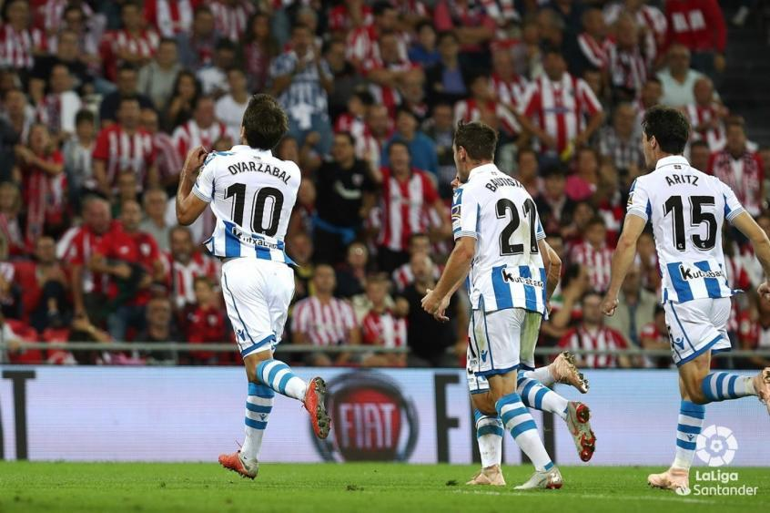 Athletic Bilbao X Real Sociedad Onde Assistir E Prov U00e1veis