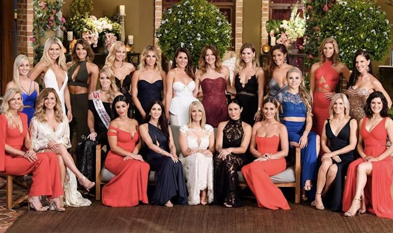 Nat said she wasn't interested romantically in any of the girls in the house. Source: Channel 10