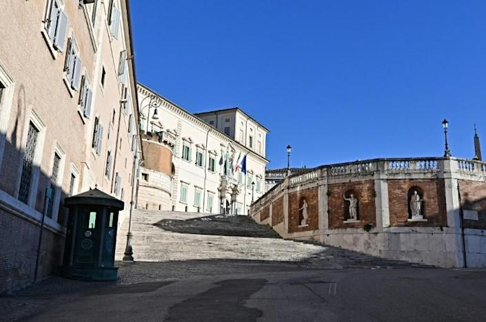Among the church assets taken was the huge Quirinale palace, once home to 30 popes but now the residency of the Italian president