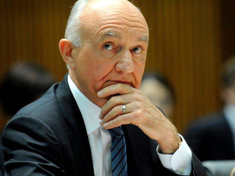RBA boss says he's not going anywhere