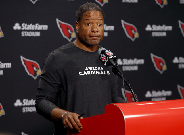 Is it a foregone conclusion the Arizona Cardinals will fire coach Steve Wilks after just one season? (AP)