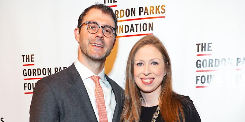 Chelsea Clinton Gives Birth To Third Child, Named Jasper