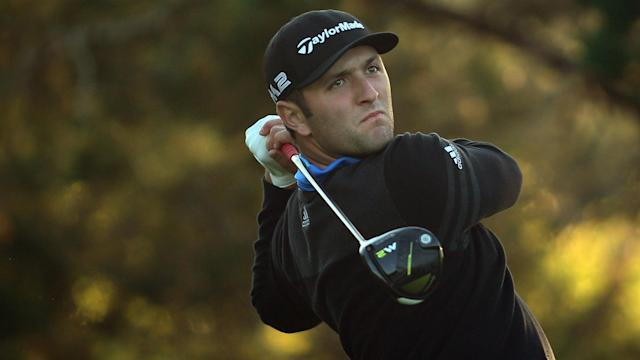 Phil Mickelson and world number one Dustin Johnson eased into the last eight in Austin, but Jon Rahm looks like the man to watch.