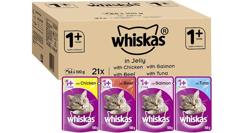 Whiskas Wet food pouches