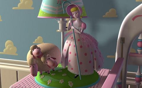 The old version of Bo Peep - Credit: Disney