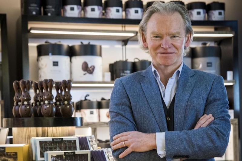 Angus Thirlwell: Hotel Chocolat increased its factory capacity by 25%
