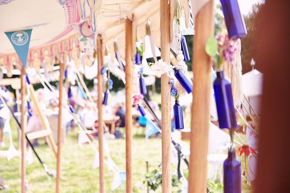 <p><b>Wilderness is partnering with Neal's Yard Remedies yet again, so do pop by the brand's tent for a cheeky massage or facial. </b></p>