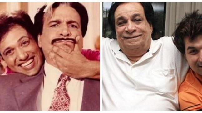 Kader Khan's son Sarfaraz had once lashed out at Govinda asking how many times he had argued about his father's health and said that he had not even called them once.