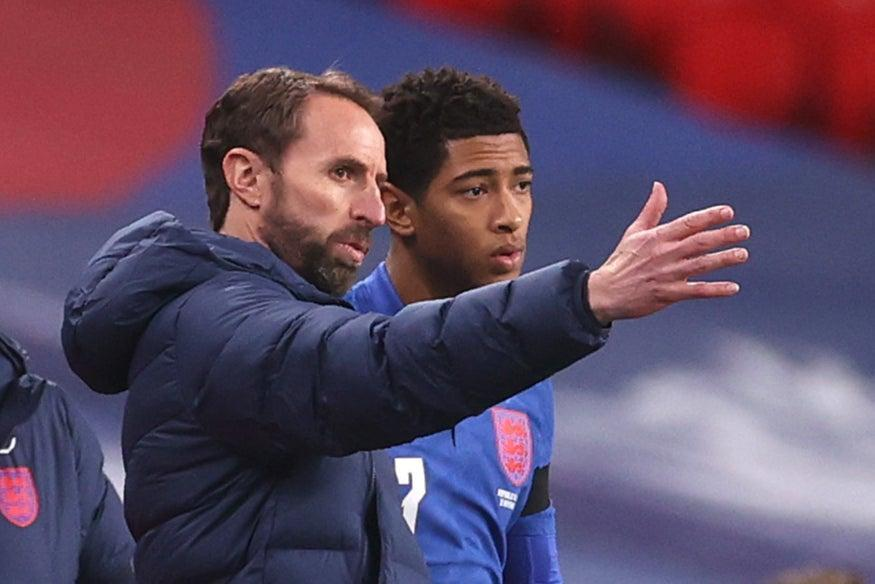 <p>Gareth Southgate will be permitted to name an expanded England squad for Euro 2020</p> (Getty Images)