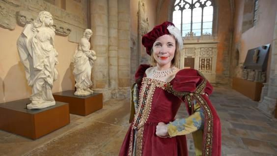 Lucy Worsley ponders what happened while shepherds washed their socks by night (BBC)