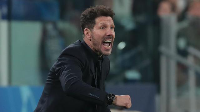 """Atletico Madrid were held goalless against Juventus and Diego Simeone admitted his side's scoring numbers are """"bad""""."""