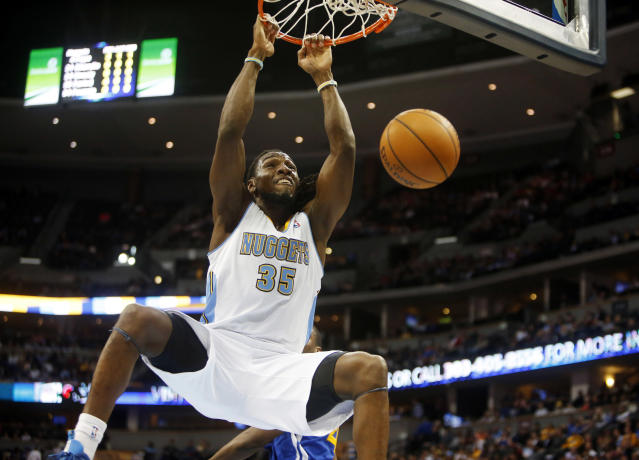 Sources: Kenneth Faried agrees to $60M extension with Nuggets