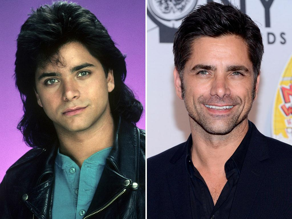 """<b>John Stamos (Jesse Katsopolis)</b><br><br>Although he'd already made a splash as Blackie on the daytime soap opera """"General Hospital"""" in the early '80s, primetime success had eluded John Stamos. His first two sitcoms didn't click with audiences, and it seemed he might be relegated to TV movies and guest spots. But when Stamos was cast as Elvis-loving, thick-haired Jesse Katsopolis on """"Full House"""" in 1987, he finally found a hit.<br><br>After """"Full House"""" ended, Stamos once again seemed adrift in a sea of made-for-TV movies. When the series """"Thieves"""" and """"Jake in Progress"""" both went under quickly, many thought Stamos's successful small-screen days were behind him.<br><br>Stamos turned to Broadway, appearing in musicals. He's also played drums on and off with legendary surf band the Beach Boys.<br><br>In the mid-2000s, Stamos managed to get his TV career back on track. First he had a four-season stint on """"ER"""" playing Dr. Tony Gates. But it was his turn on """"Glee,"""" as Emma Pillsbury's husband, Dr. Carl Howell, that introduced the actor to a whole new generation of fans. Now Stamos has two projects in postproduction: the TV movie """"Little Brother"""" and the feature film """"My Man Is a Loser."""" He's also just ended his run in """"Gore Vidal's The Best Man"""" on the Great White Way.<br><br>The year after """"Full House"""" ended, Stamos married model Rebecca Romijn. They divorced almost seven years later. Although he's been linked to beauties like Emma Heming and Renee Zellweger, he has never remarried."""