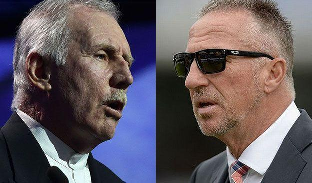 Ian Botham vs. Ian Chappell: The 40-year-old-rivalry
