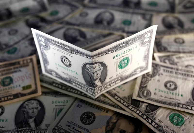 Currency markets' risk-off mood eases; dollar flat; yen still up