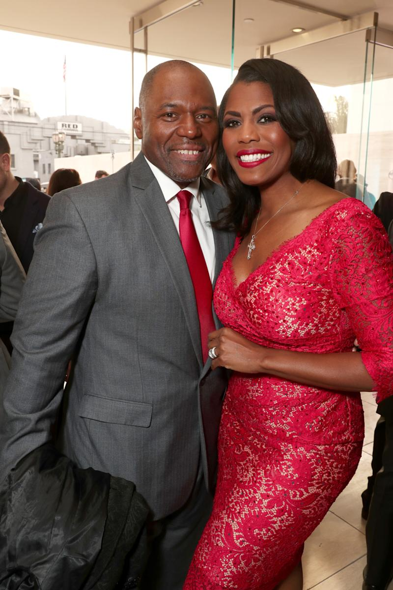 Of Course Omarosa Got Married at Trump Hotel in D.C.