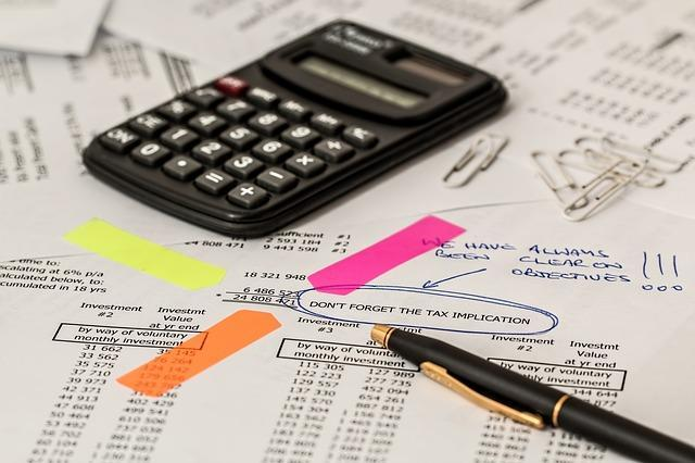calculating your finances before starting a small business