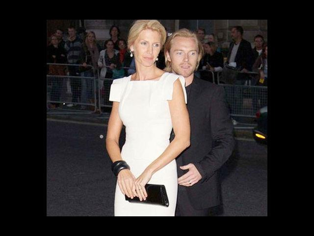 <b>6. Ronan and Yvonne Keating</b><br>Ronan Keating's fling with the backing dancer Francine Cornell eventually led to the divorce after a struggle of 2 years.