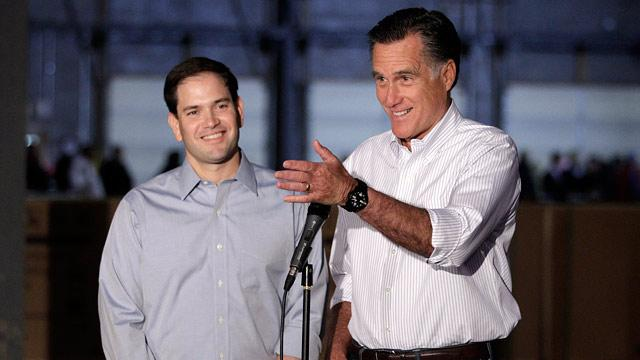 Veep Beat: The VP Tangle for Romney and Rubio