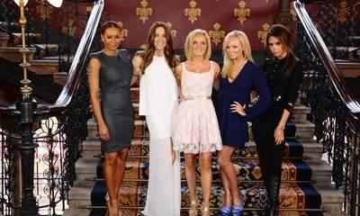 Olympics: Spice Girls Revving Up For Ceremony