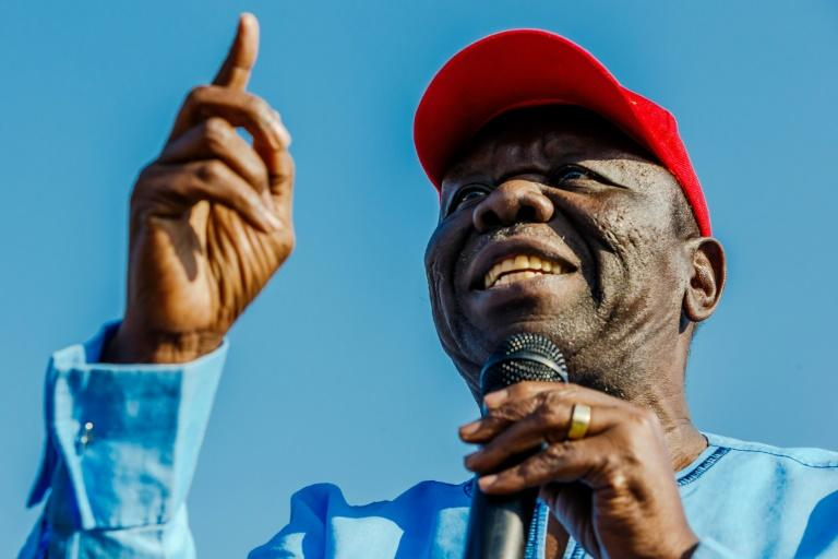 Morgan Tsvangirai was described by Robert Mugabe as a 'stooge og the west'