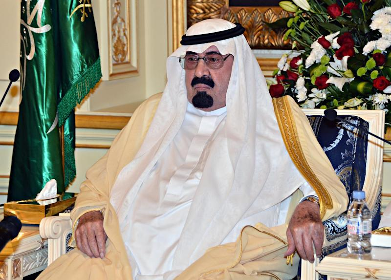 Saudi King Abdullah who is breathing with the help of a tube due to pneumonia, is in hospital in Riyadh, prompting frenzied debate about the future of the oil-rich Gulf state