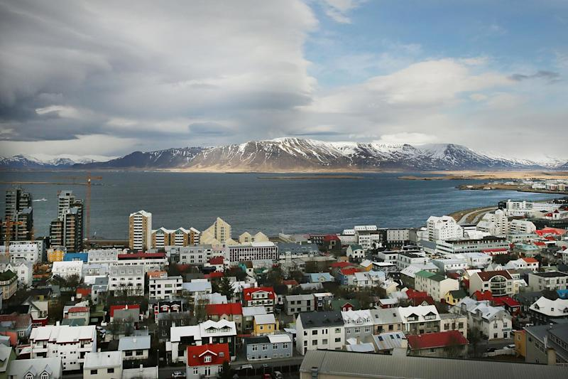 Iceland has enshrined equal pay for men and women in law: Getty Images