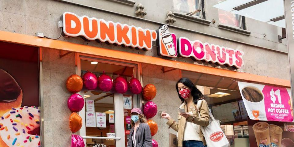 The Company That Owns Arby's And Buffalo Wild Wings Just Bought Dunkin' Brands For $11.3 Billion