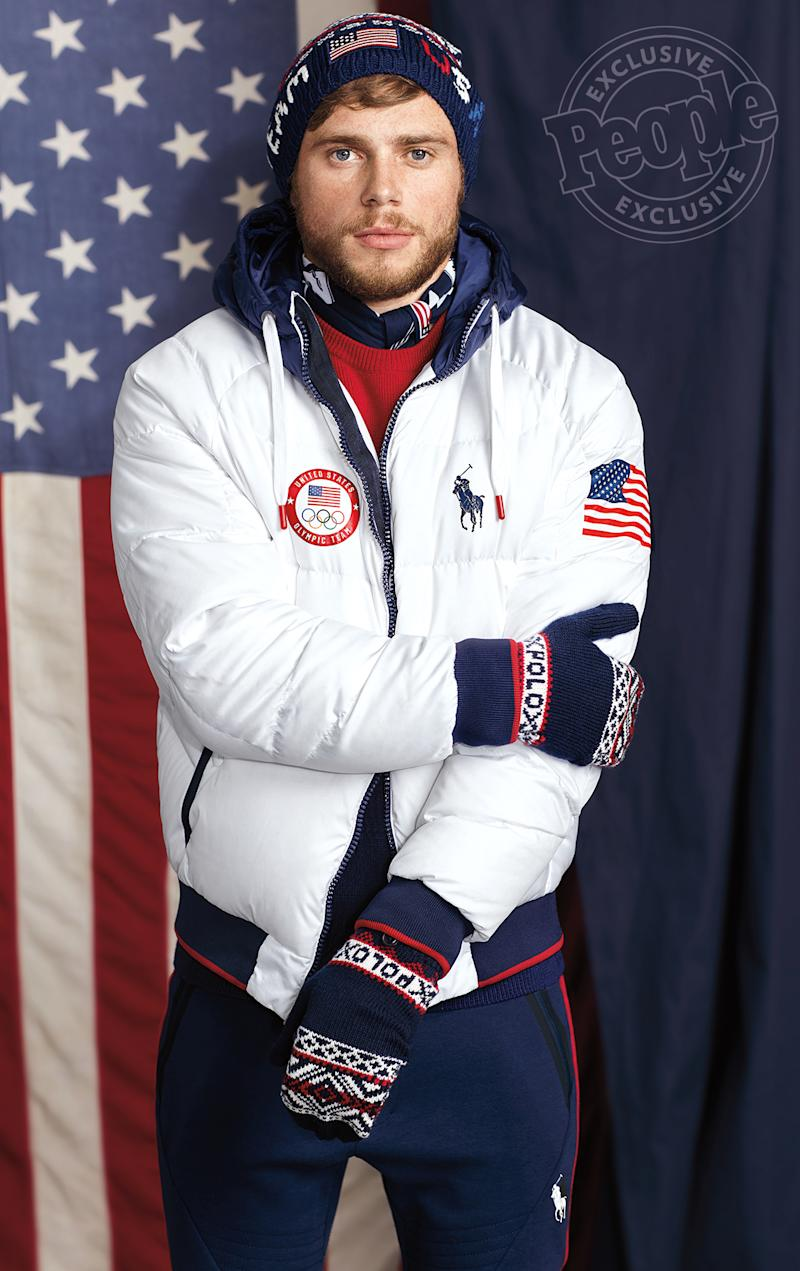 2a08bb0f Ralph Lauren Unveils U.S. Closing Ceremony Uniforms for 2018 Olympic Winter  Games