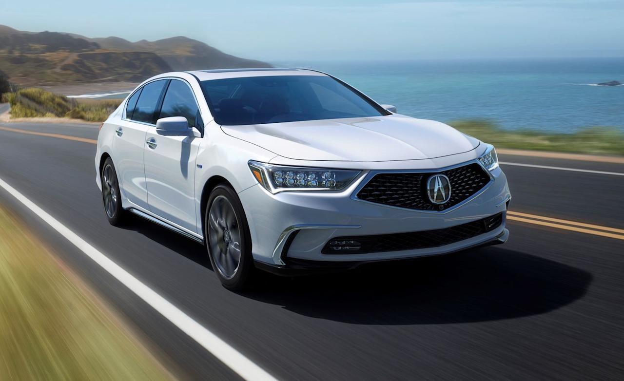 """<p>The <a href=""""https://www.caranddriver.com/acura/rlx"""">Acura RLX</a> has sold in horrifyingly dinky numbers. <a href=""""https://carsalesbase.com/us-acura-rlx/"""">During 2019 only 1019</a> made it into the hands of United States customers. Way back in 1988, Acura sold 70,770 Legends, their V-6-powered large luxury sedan. The once mighty has fallen, and now it's time to bury it. So after 35 production years, the Legend family line, the last of the original Acura models, will breathe its last VTEC breath.</p>"""
