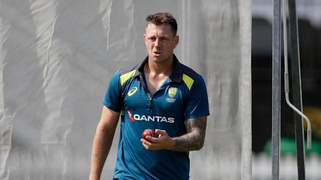 Mitchell Starc and Josh Hazlewood are the beneficiaries as James Pattinson is rested by Australia for the second Test.