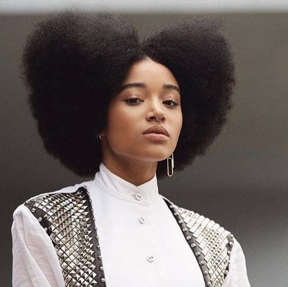 """Amandla Stenberg backed out of being considered for a role in """"Black Panther."""""""
