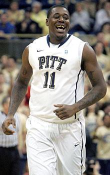 Despite being the only McDonald's All-American on Pitt's roster the past two seasons, Dante Taylor has failed to impress