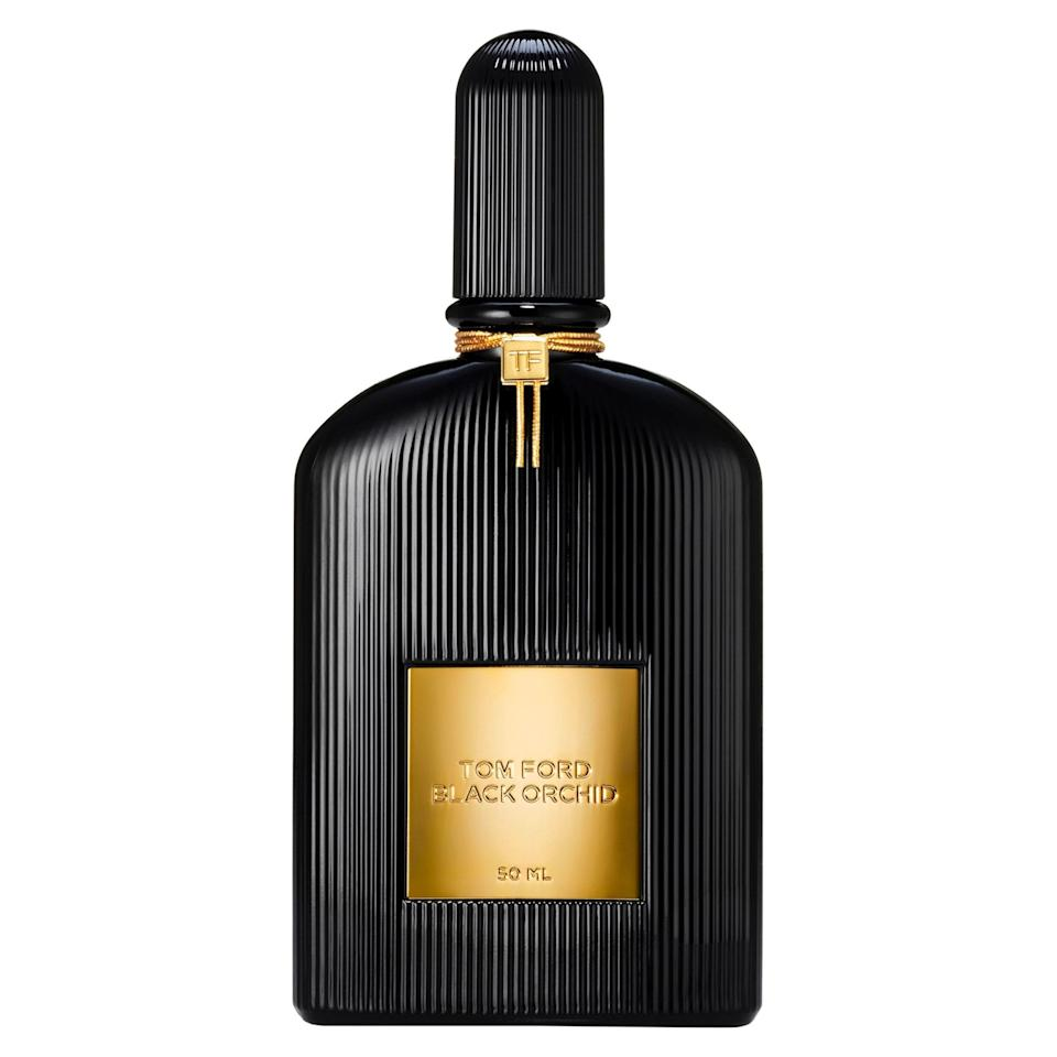 """<p>There's a scene in <em>West Side Story</em> where Anita states her intent to take a bubble bath with black orchid, and we love to imagine that it smelled like Tom Ford Black Orchid. Deep and dark, it features black truffle and plum notes, with a spicy rum swirling through the layers. A little bit of bergamot and bitter orange keeps it from being too heavy, but this is absolutely a cooler-weather fragrance.</p> <p><strong>$134 for 1.7 ounces</strong> (<a href=""""https://shop-links.co/1716233157418921658"""" rel=""""nofollow noopener"""" target=""""_blank"""" data-ylk=""""slk:Shop Now"""" class=""""link rapid-noclick-resp"""">Shop Now</a>)</p>"""