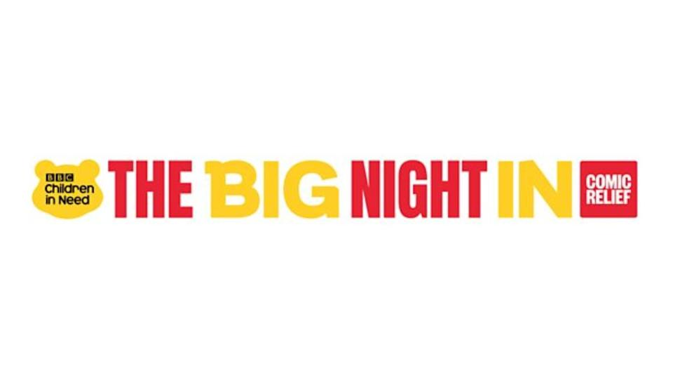 The official logo for The Big Night In (Photo: BBC)