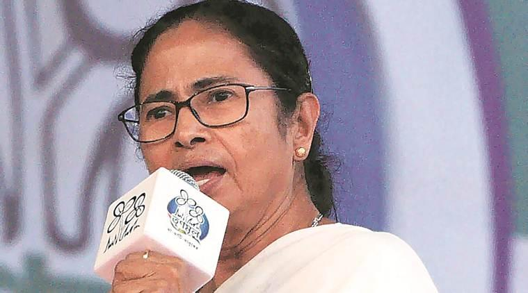 Mamata Banerjee, Mamata on JU row, Jadavpur University row, Jadavpur University Babul Supriyo, Babul Supriyo Jadavpur University, Mamata Banerjee on Jadav University row, ABVP, Bengal BJP, West Bengal NRC, NRC Bengal, India news, Indian Express